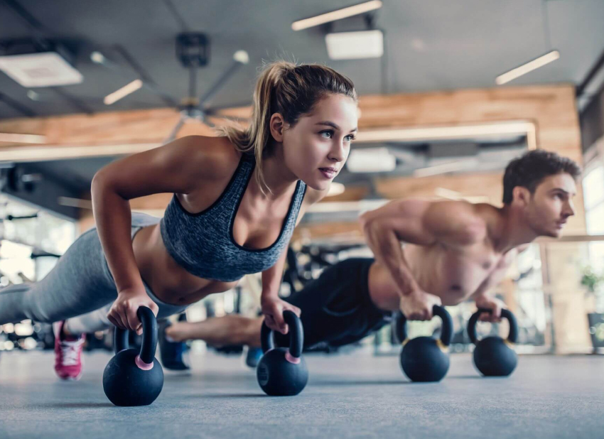Give your fitness a boost this month