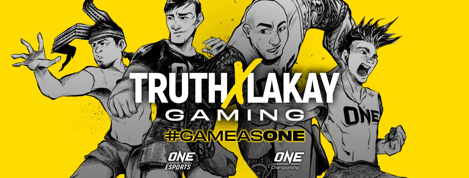 Team Lakay Athletes Goes Gaming: Truth x Lakay Gaming