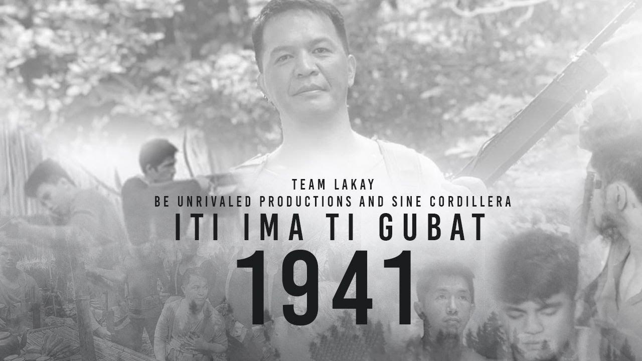 Team Lakay stars in the big screen with pure finesse in the movie 1941: Iti Ima Ti Gubat